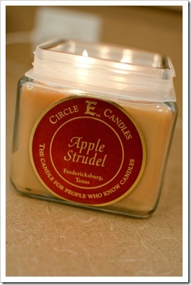 Circle E, possibly one of the best candle brands. This scent. Definitely...
