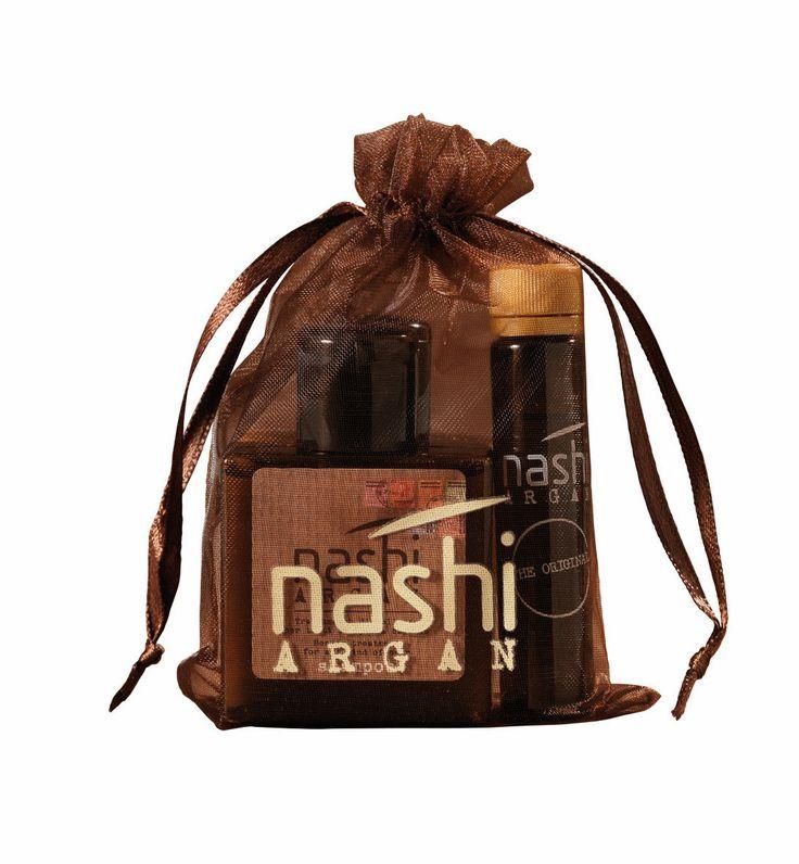 immagini prodotti nashi argan | NASHI ARGAN: COCCOLE PER I NOSTRI CAPELLI