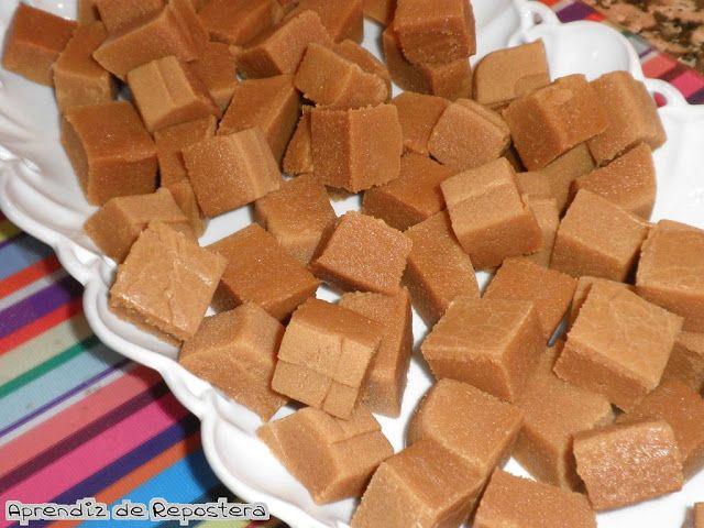 Aprendiz de Repostera: Caramelos Blandos o Fudge