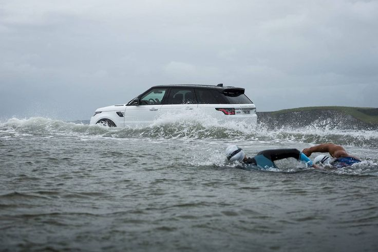 La nueva Range Rover Sport – ¿Cuál es el nuevo reto? Domar la marea