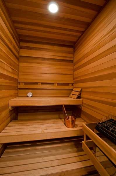 9 best images about indoor basement sauna on pinterest for Building a sauna in the basement