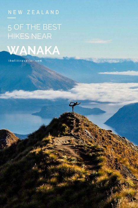 Five of the Best Hikes Near Wanaka, New Zealand - Bucket List Hiking. Wanaka, New Zealand is the perfect base for hikers. These are five of the best hikes near Wanaka from half day to multi-day challenging tramping trails.