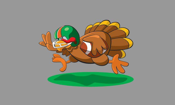 Thanksgiving Football Schedule 2016