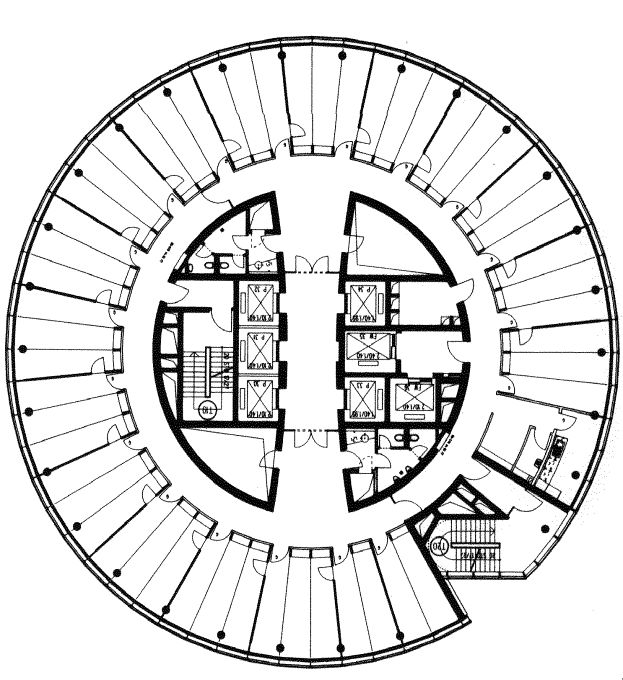 B786df750d31235c further 53b4bc7cc07a8005ce000062 Eskisehir Hotel And Spa Gad Architecture Floor Plan also Ex le Chiropractic Clinic Floor Plans also 213391 furthermore 212519. on round house interior design