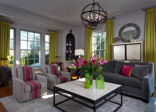 Transitional Dining Room Family Living Den Design Photo By Beckwith Interiors Al Refreshed Elegance Relaxed