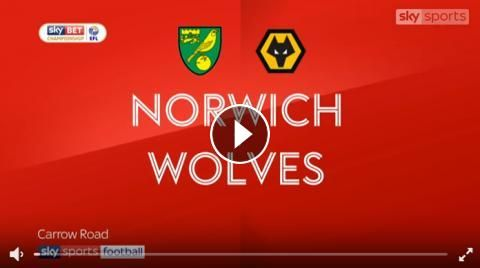 Video: Norwich City vs Wolverhampton Highlights and Goals Online - Sky Bet Championship - Tuesday 31, October 2017 - FootballVideoHighlights.com. You ...