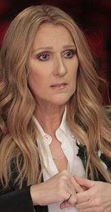 Celine Dion 'chased' after her husband's dead body