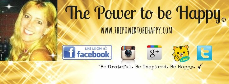 The Power to be Happy - Visit us on Facebook: https://www.facebook.com/thepowertobehappy