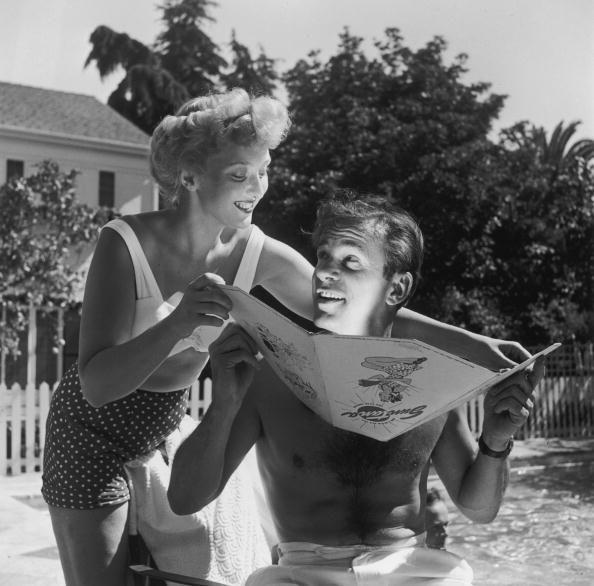 Celeste Holm's Second Husband -- Francis Davies (1940-1945)