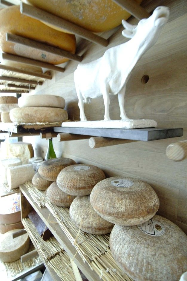 La Fromagerie Image from LondonTown.com