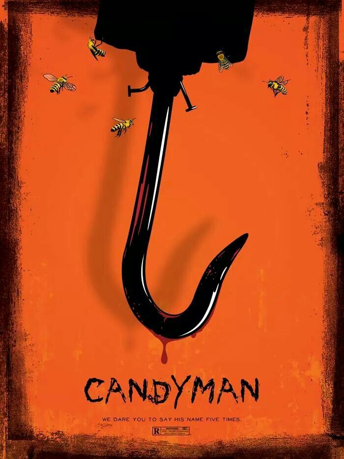 We were too poor for me to get piano lessons, and we had an old family piano, so i taught myself how to play, i remember learning this song, and then teaching my little sister. I loved that tune! Candyman - movie poster
