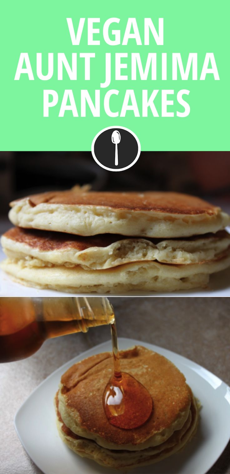how to cook aunt jemima pancakes