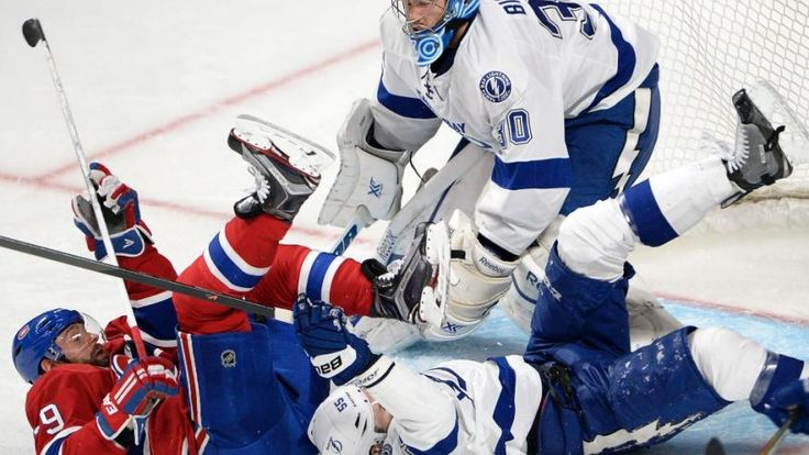 2015 Stanley Cup Playoffs: Canadiens Best Tampa Bay Lightning Game 5 - http://movietvtechgeeks.com/2015-stanley-cup-playoffs-canadiens-best-tampa-bay-lightning-game-5/-The Montreal Canadiens and the Tampa Bay Lightning continued their series in the second round of the 2015 NHL Playoffs on Saturday night. Montreal, having won game four in Florida to stave off elimination, hosted game five – once again in need of a victory.