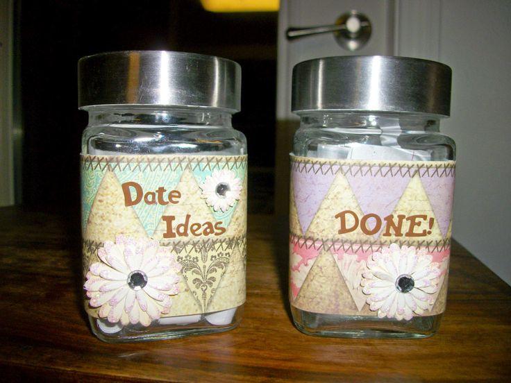 Date Jars & 50 Date Ideas