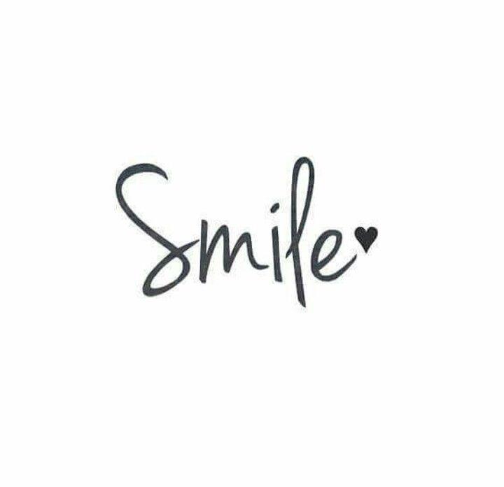 La felicidad son pequeños detalles que nos hace sacar grandes sonrisas.