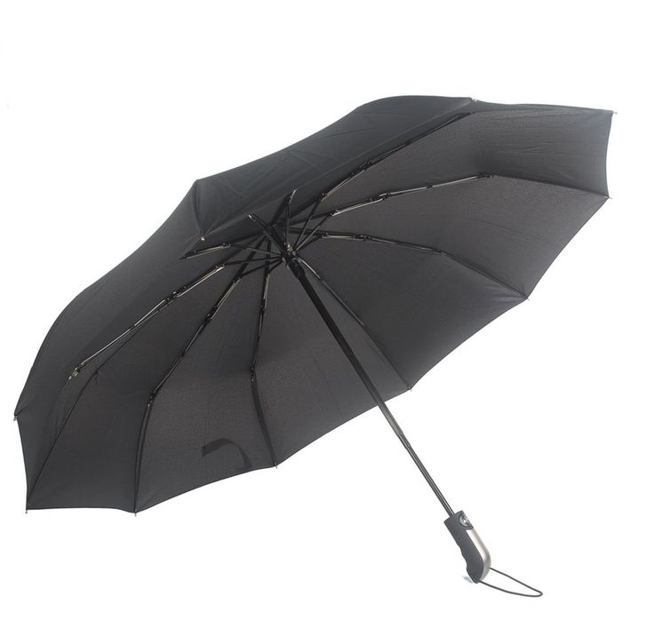 Travel UmbrellaUopasd Compact Windproof Folding Umbrella with 10 Ribs Aut... New #UOPASD