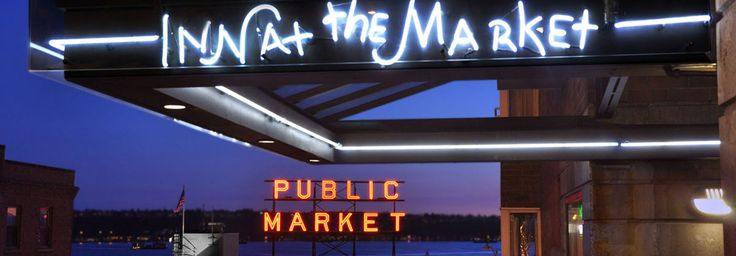 Downtown Seattle Hotels - Inn At The Market Hotel