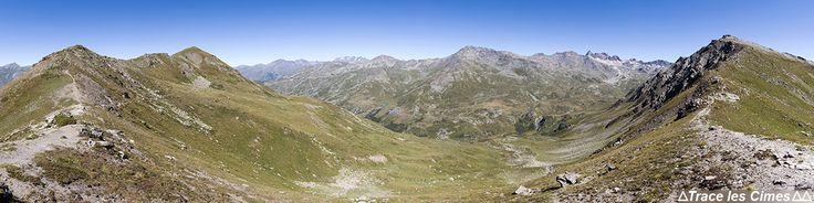 Pas des Griffes - Valloire Valmeinier Savoie Maurienne -Splendide Tour du MONT THABOR en 3 jours, depuis Valmeinier