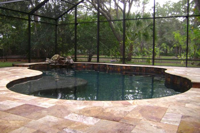 16 Best Semi Inground Pool Design Images On Pinterest