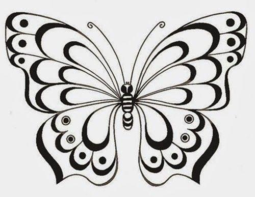 desenho-colorir-borboletas