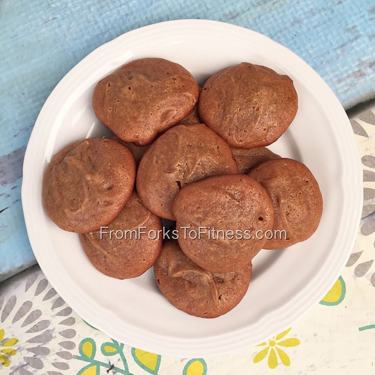 21 Day Fix: Peanut Butter Cookies | From Forks to Fitness