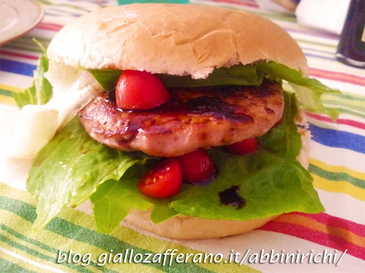 Diet Friendly #3: Hamburger di tacchino