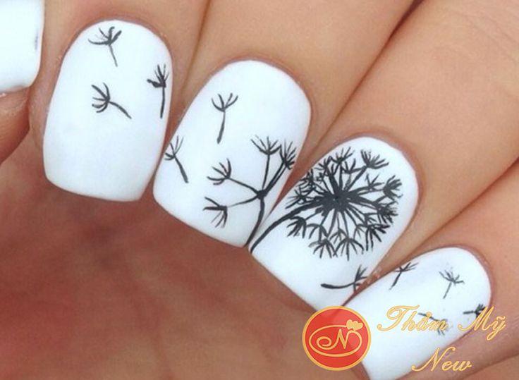Học nail, học vẽ móng, học đấp bột móng học vẽ trang trí móng đẹp