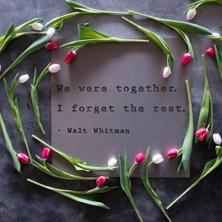 """""""We Were Together"""" Sign"""
