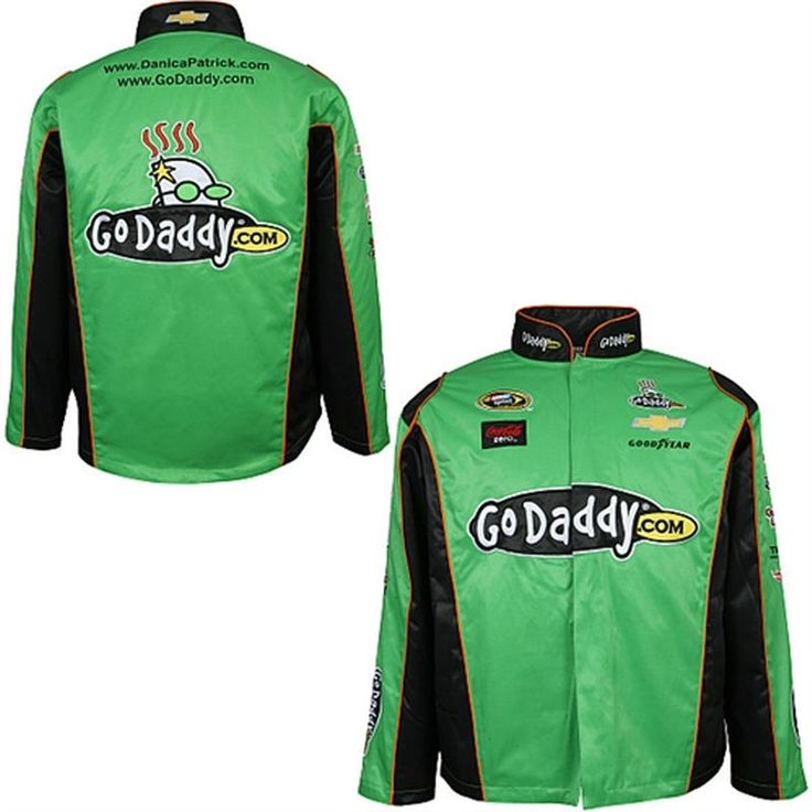 Chase Authentics Official Replica Jacket Danica Patrick