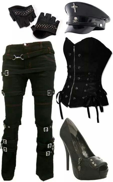 4040 besten rocker biker chick bilder auf pinterest totenkopf mode rocker mode und. Black Bedroom Furniture Sets. Home Design Ideas