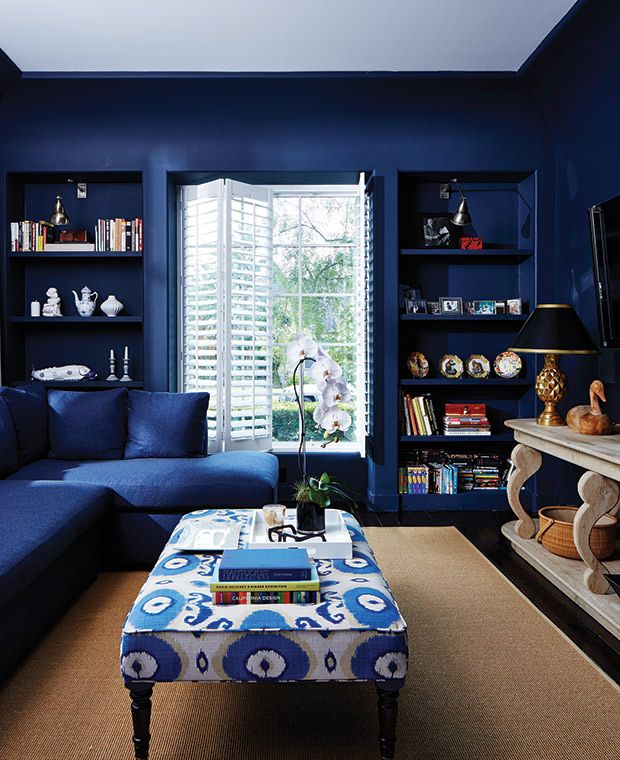 58 best Den ideas images on Pinterest | Libraries, Living room and ...
