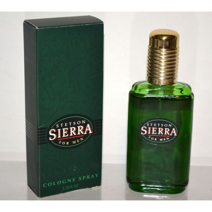 Discontinued aftershave
