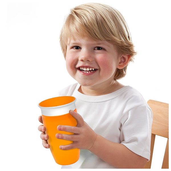 Munchkin 360 cup - available @ baby bunting, baby kingdom, big w etc. Much better for baby than a sippy cup.
