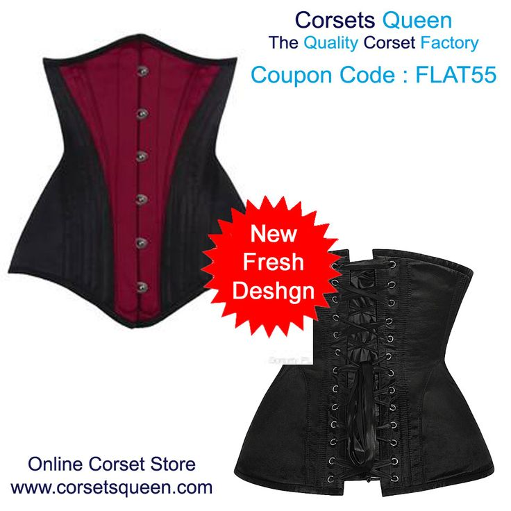 black and red corset dress