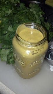 Marys Kitchen: Creamy Chipotle Dressing