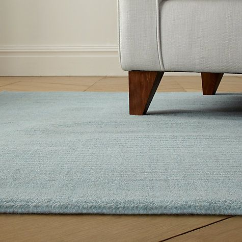 Buy John Lewis Perth Rug Online at johnlewis.com L230xW160cm £150 Duck Egg