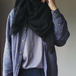 Yeah,, this looks like my daily style ~ Punjabi Hijabi