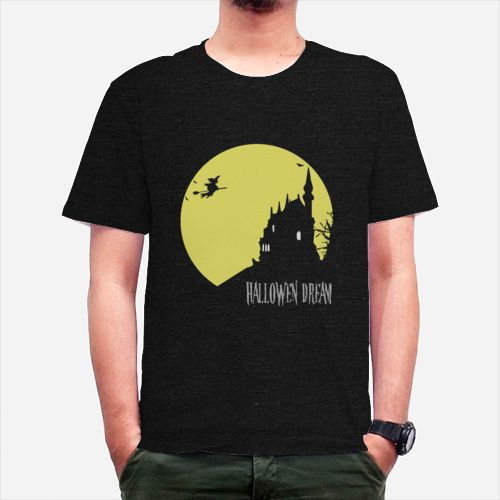 Hallowen Dream dari Tees.co.id oleh THINK+