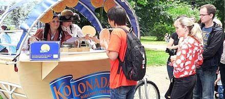 Aktuality - Mobilní prodejní vozík KOLONÁDA - DAGO, s.r.o.