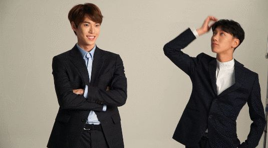 NCT Show Their Behind the Scenes Shots for 'Lotte Duty Free Shop'   Koogle TV