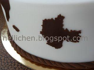 Western-Torte, Western cake
