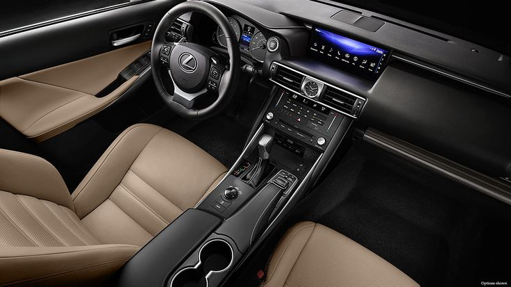The new #LexusIS epitomizes the combination of form, function, luxury and elegance!