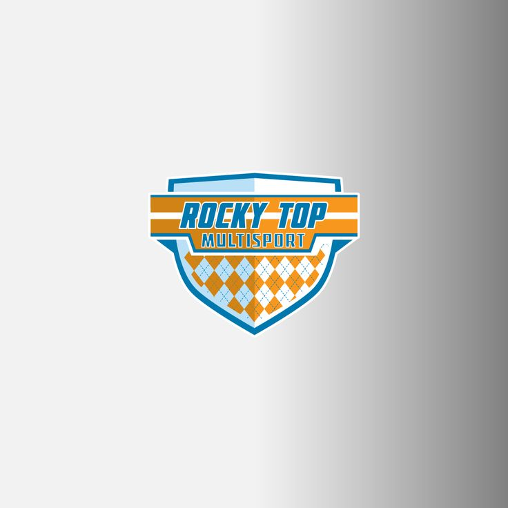 "Rocky Top Multisport 1.5"" Logo Decals"