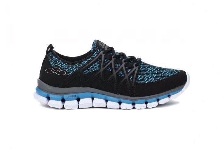 Zapatillas Olympikus Pillow. Una excelente opción para los runners urbanos.