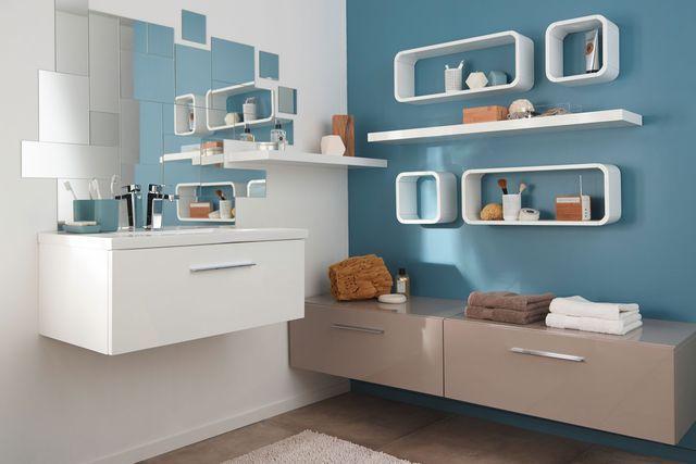 Salle de bains design : 12 photos pour s'inspirer - Côté Maison