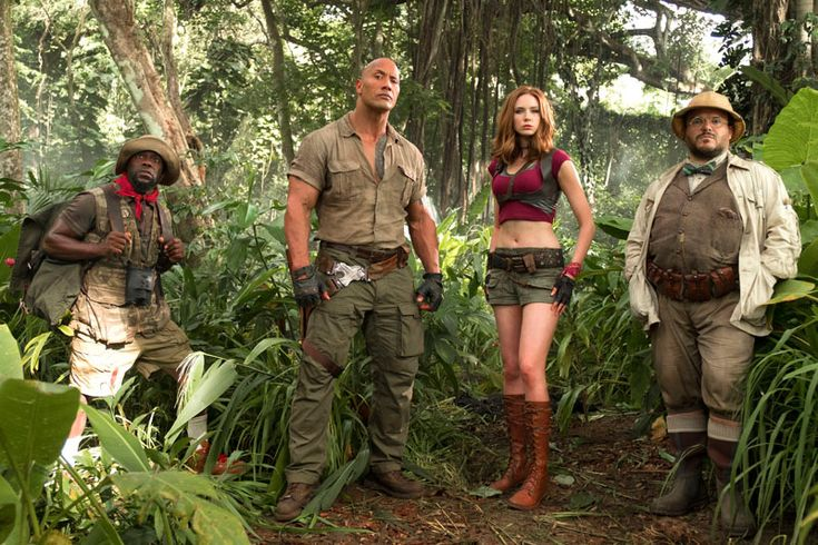 Watch the new Jumanji: Welcome to the Jungle Featurette  ||  Sony Pictures has debuted a newJumanji: Welcome to the Junglefeaturette. The new film stars Dwayne Johnson, Kevin Hart, Karen Gillan and Jack Black. http://www.comingsoon.net/movies/trailers/899001-watch-the-new-jumanji-welcome-to-the-jungle-featurette?utm_campaign=crowdfire&utm_content=crowdfire&utm_medium=social&utm_source=pinterest