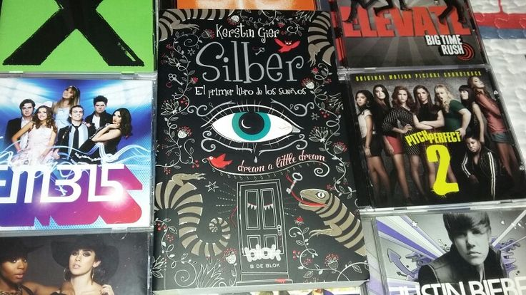 """""""Silber:El primer libro de los sueños"""" escrito por Kerstin Gier:"""