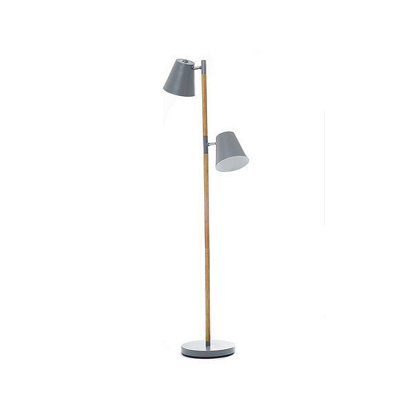 Leitmotiv Rubi Vloerlamp - Grijs