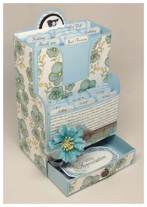 Keep It Organized - My Time, My Creations, My Stampendence