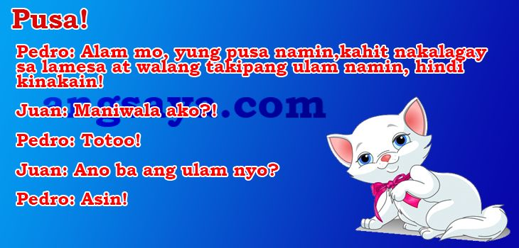 Collections of Pinoy Tagalog Jokes and Funny Quotes |